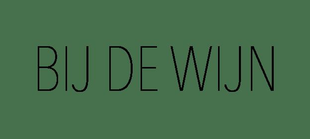 Bij de Wijn Logo